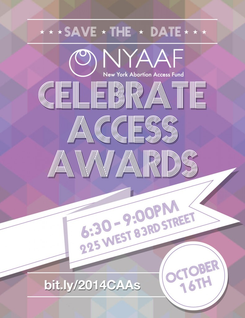 Celebrate access awards