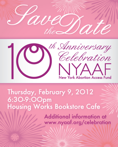 NYAAF 10th Anniversary Celebration