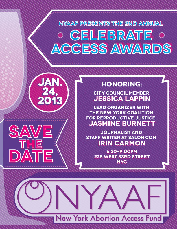 Access Awards Save the Date
