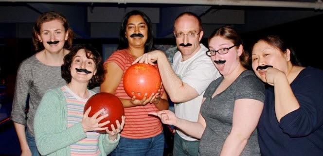 Past NYAAF Bowl a Thon participants